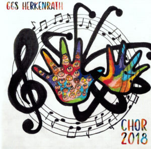 GGS Herkenrath Chor 2018 CD